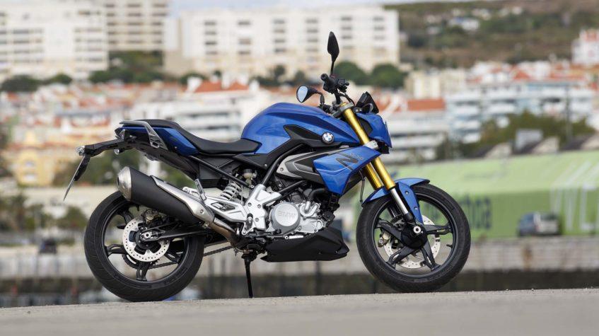 BMW мотоцикл 300 кубов