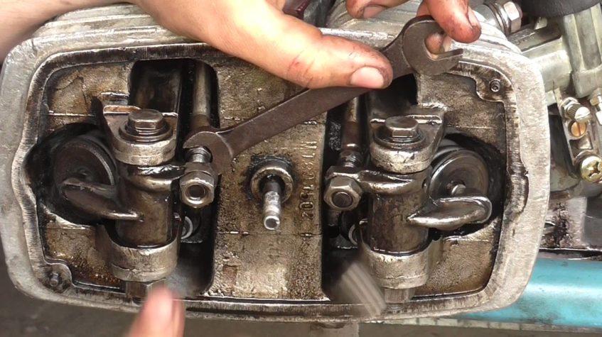 Клапана на Мотоцикл Урал