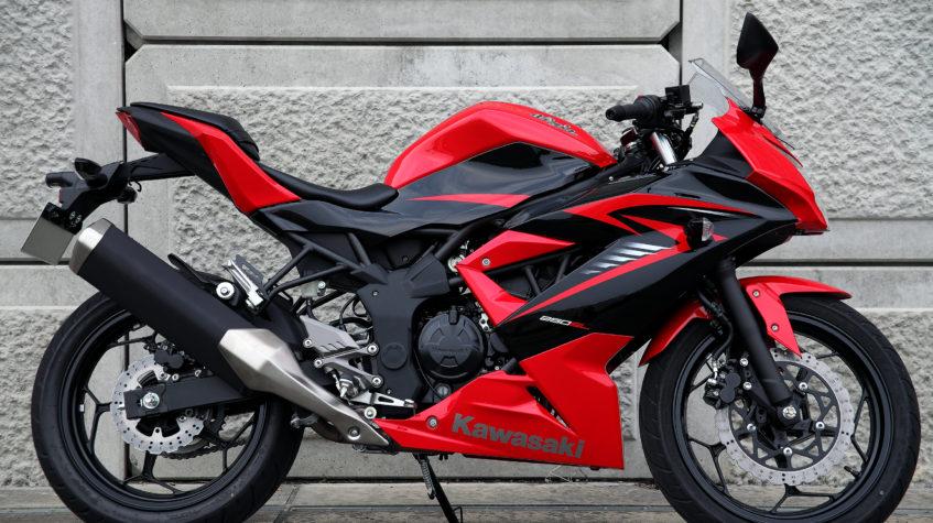 Kawasaki Ninja 250 купить
