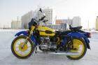 Мотоцикл Урал ссср