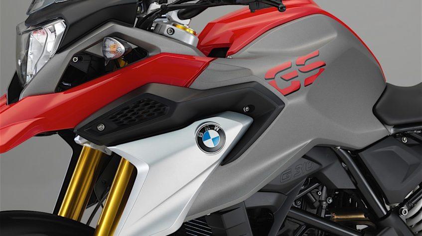 Мотоцикл BMW g 310 gs