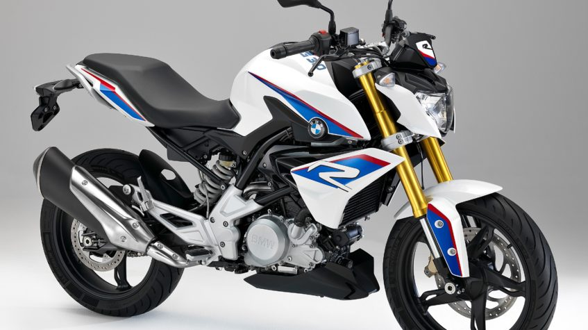 Мотоцикл BMW g 310 r