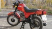 Мотоцикл восход зид