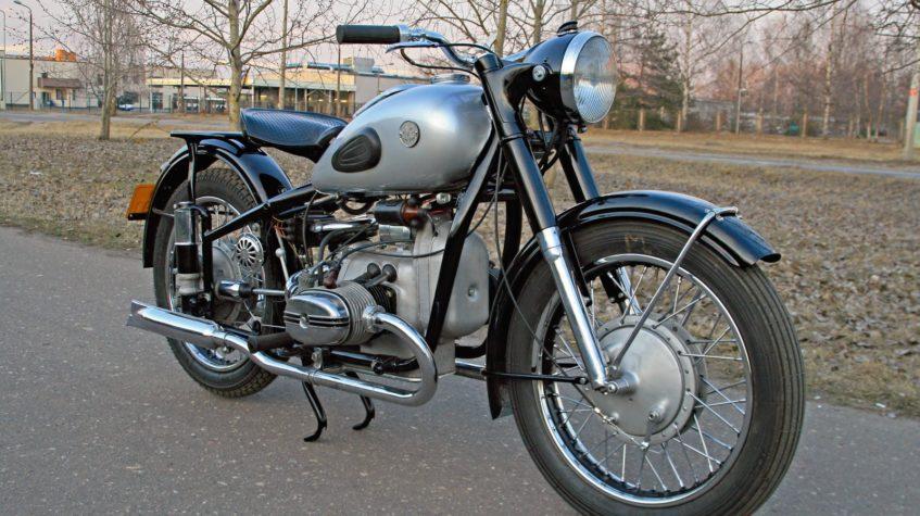 Мотоцикл иж 250