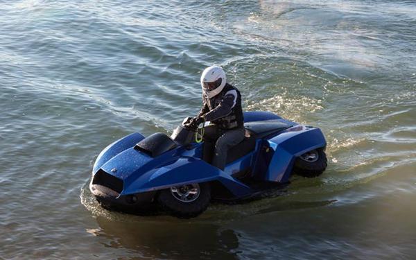 Электрический гидроцикл