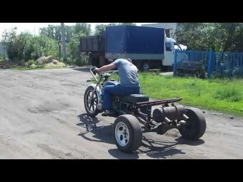 Трехколесный мотоцикл иж