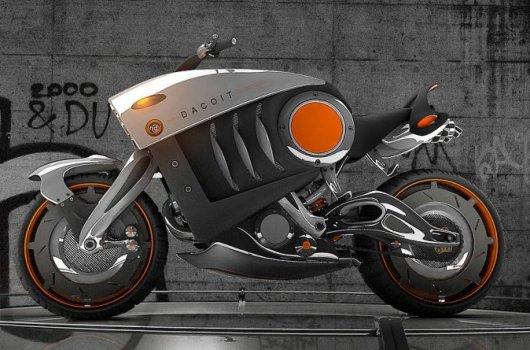 Скорость спортивного мотоцикла