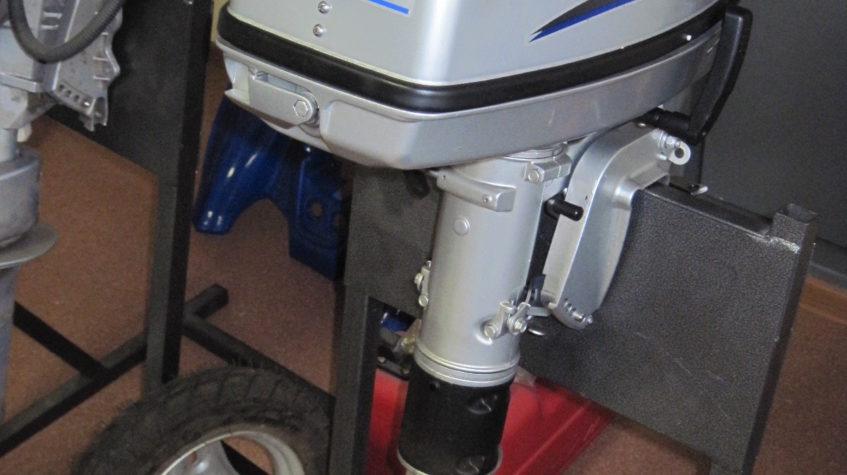 Подвесной мотор гидроцикл