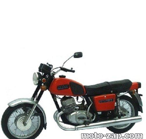 Мотоцикл иж юпитер 3 с коляской